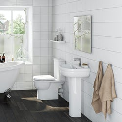 Deco bathroom suite range