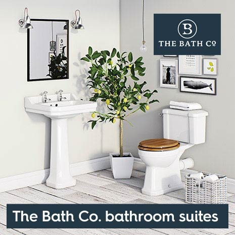 Our The Bath Co. bathroom suites