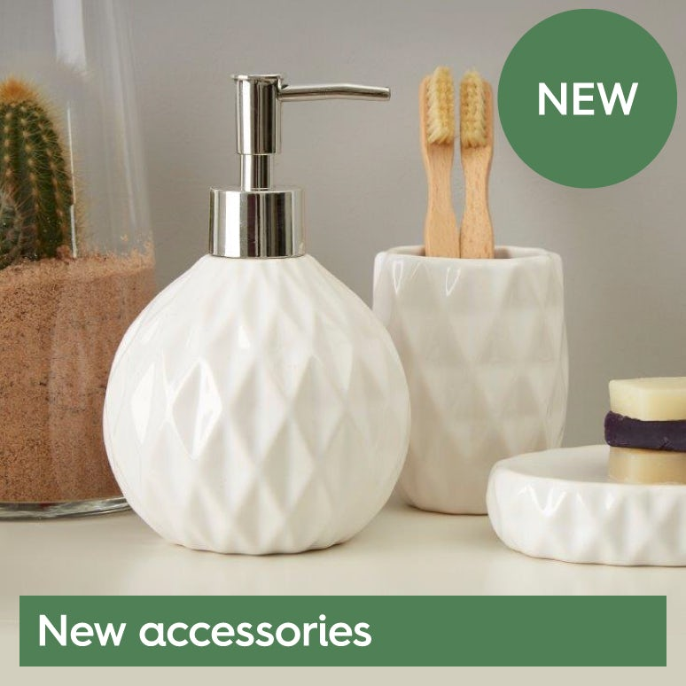 Great deals on new accessories