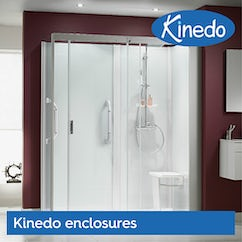 Kinedo enclosures