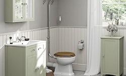 Tate Anthracite Bathroom Furniture Victoriaplum Com