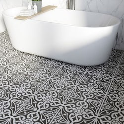 Feature tile range