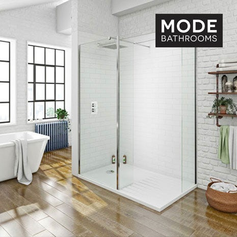 Mode Walk in & Wetroom Enclosures