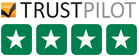 Trustpilot reviews: we're rated as 'Great'