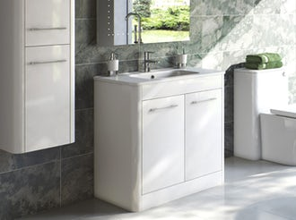 Bathroom furniture from £52