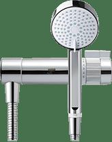 Mira agile mixer shower
