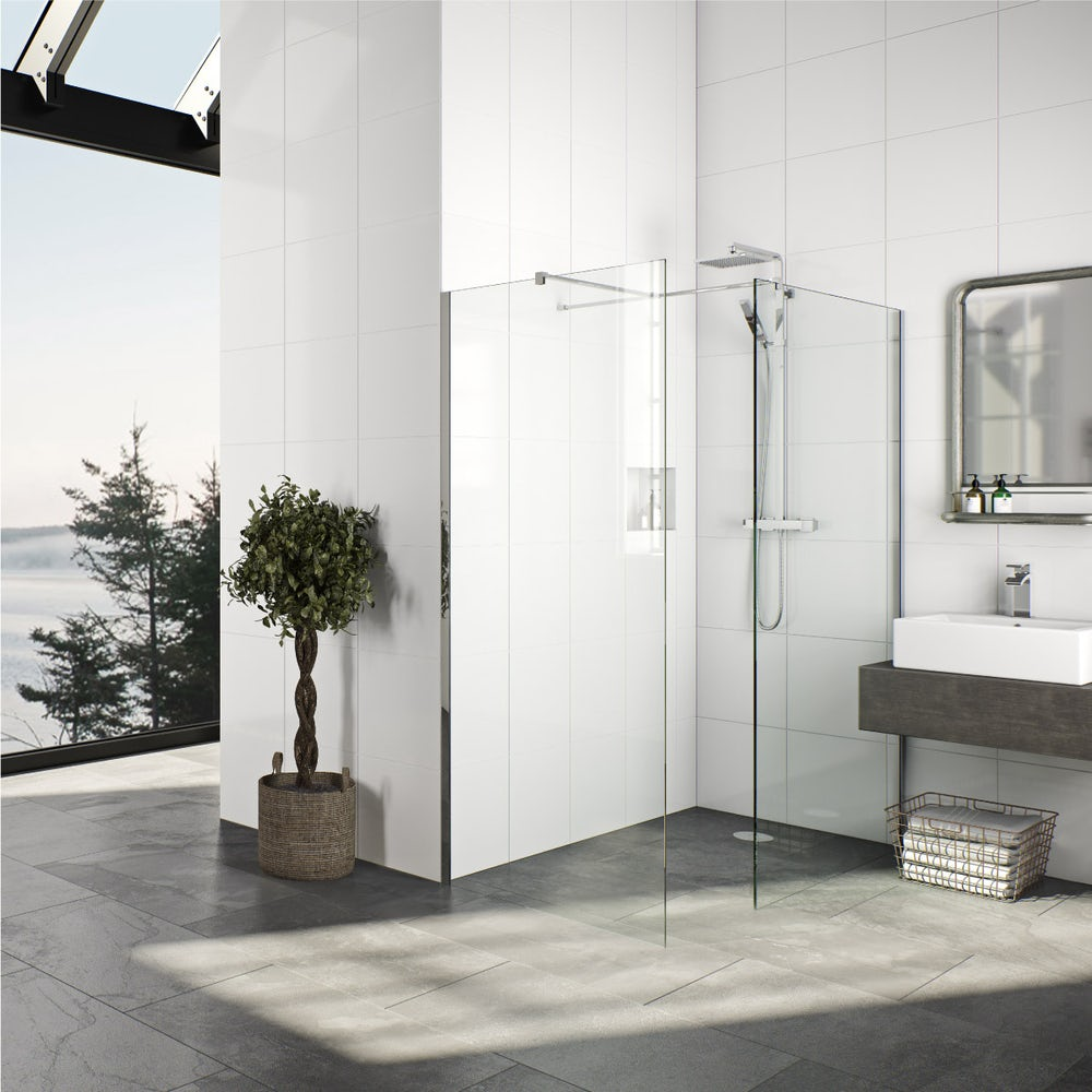 Luxury 8mm wet room enclosure