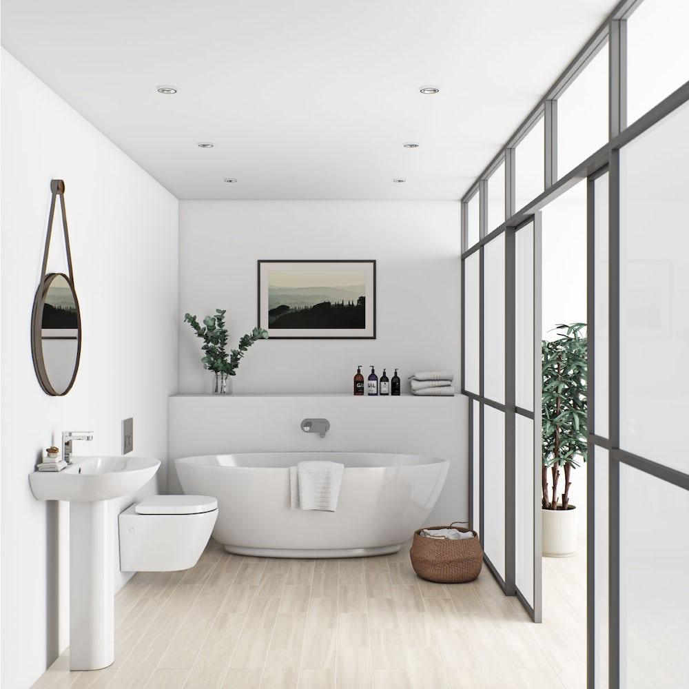 Harrison bathroom suite range