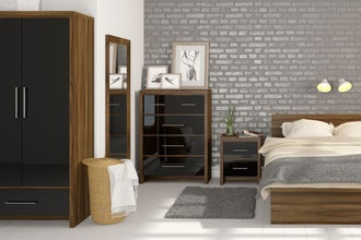 Up to 50% off bedroom furniture