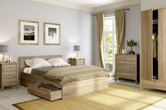Up to 60% off bedroom furniture