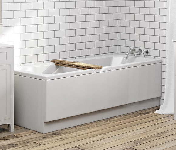 Save up to 50% on straight bath and panel packs
