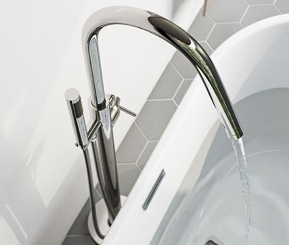 Extra 20% off freestanding bath taps