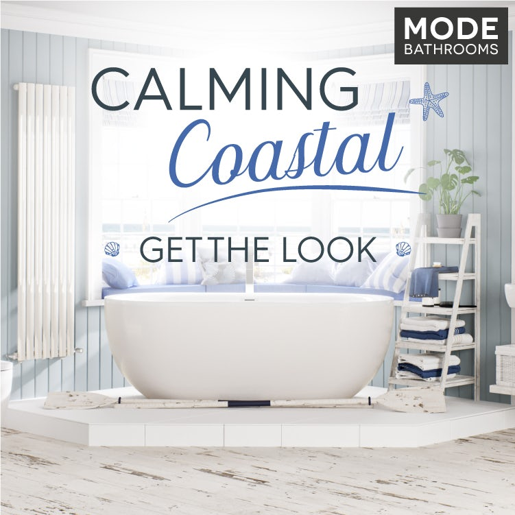 Get the calming coastal look