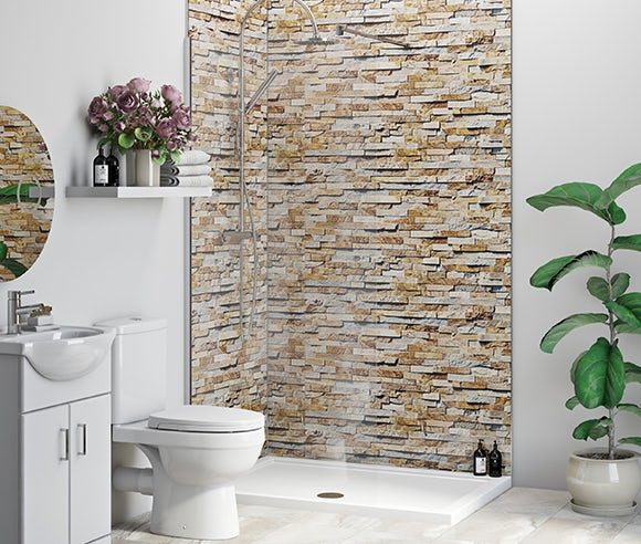 Multipanel Economy shower wall panels
