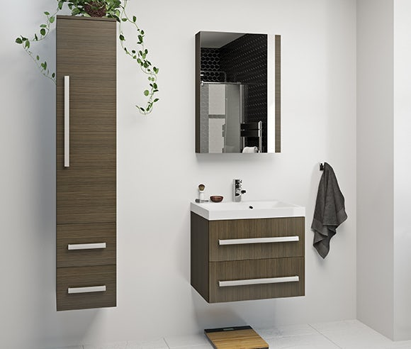 Up to 50% off bathroom furniture packages