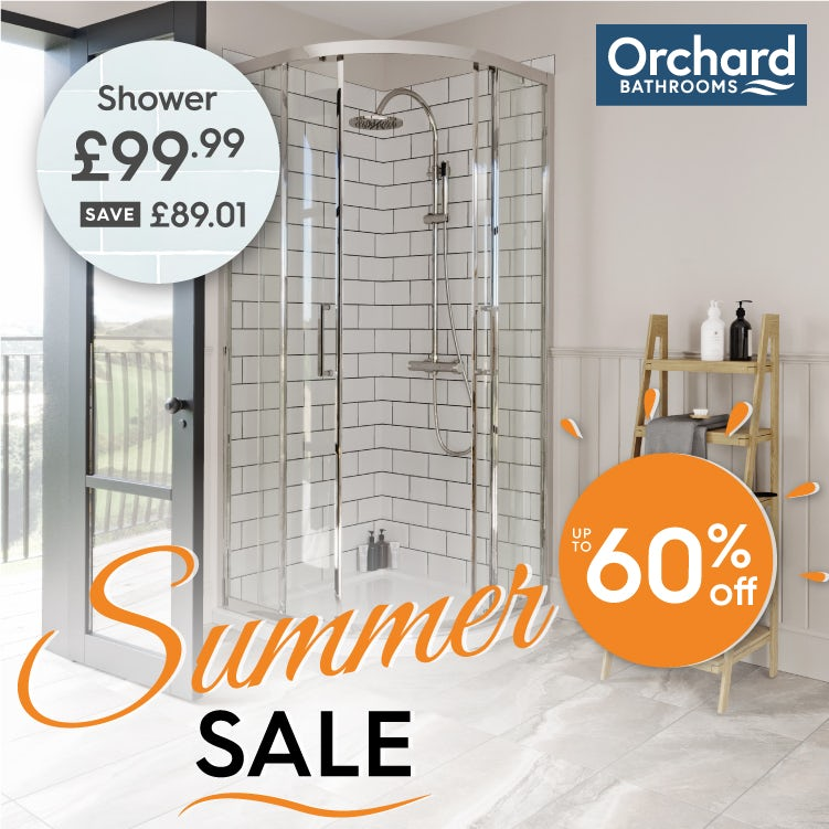 Save up to 60% off in our Summer Sale