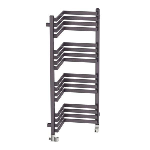 Corner towel rails