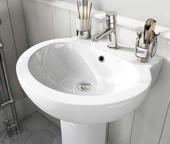 Extra 15% off selected basins