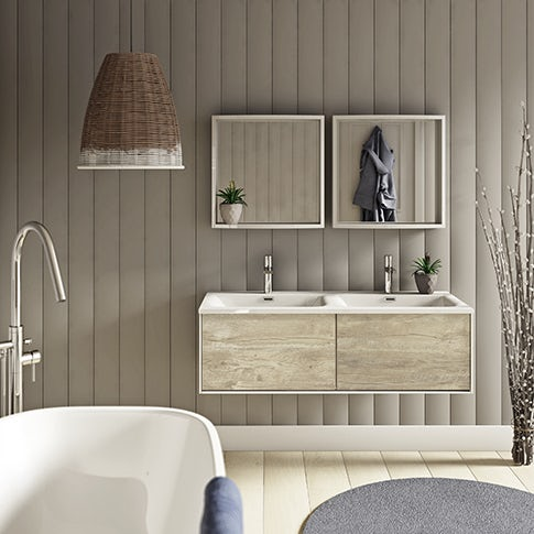 Burton bathroom furniture