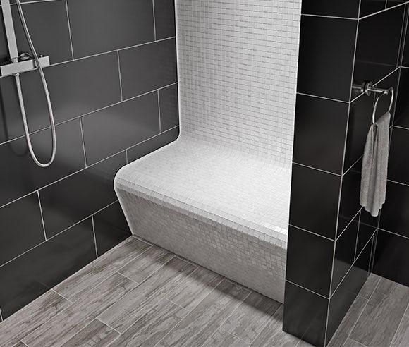 Wet room accessories