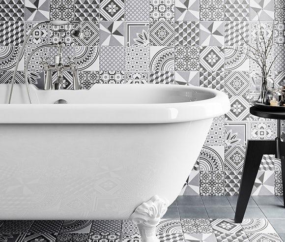 Save 15% on designer tiles