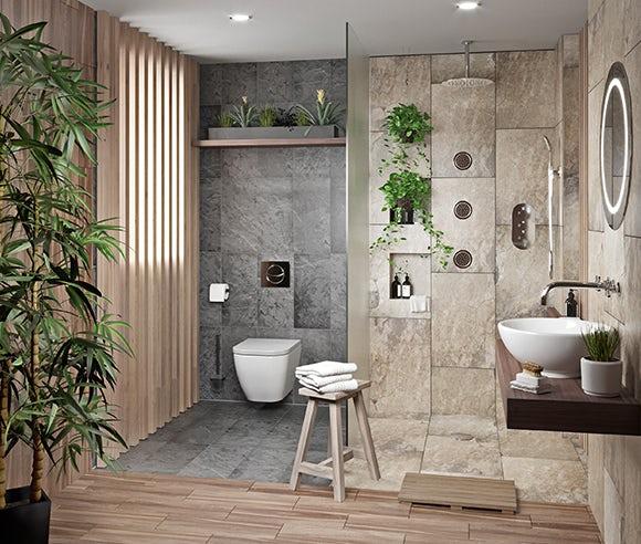 Tiles, walls & floors