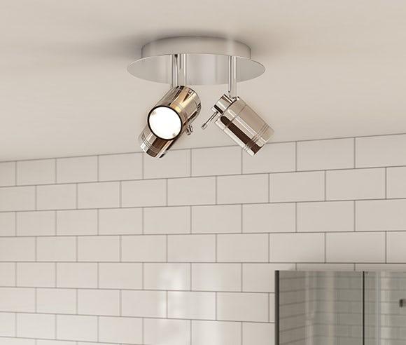 Upto 30% off bathroom lighting