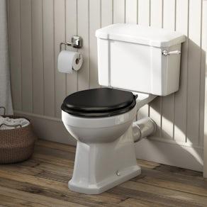 Higher Toilet Seat