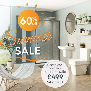 Up to 60% off Summer Sale
