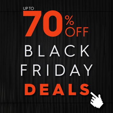 Up to 70% off Black Friday Deals plus an extra 10% off all sale prices