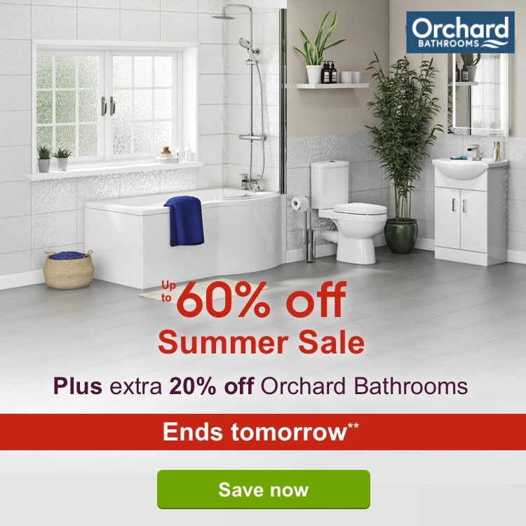 Up to 60% off Summer Sale PLUS an extra 20% off**