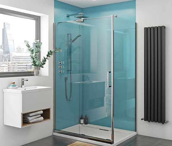 Zenolite acrylic shower panels