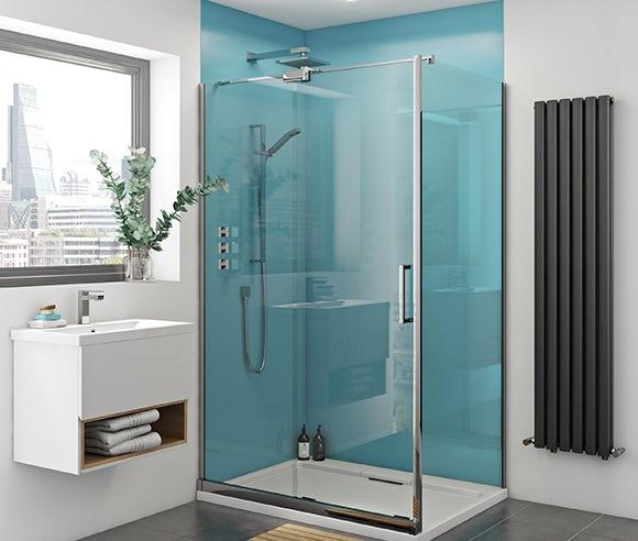 Zenolite acrylic shower panels
