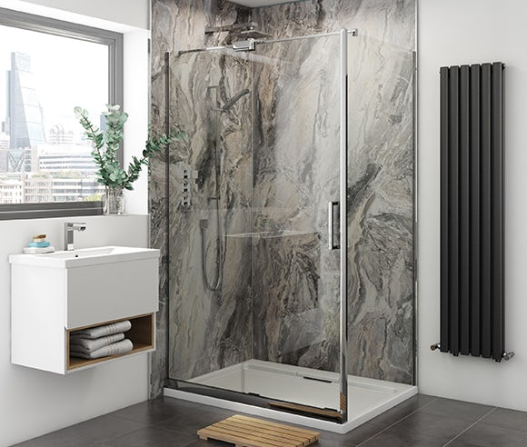 Multipanel Classic shower wall panels