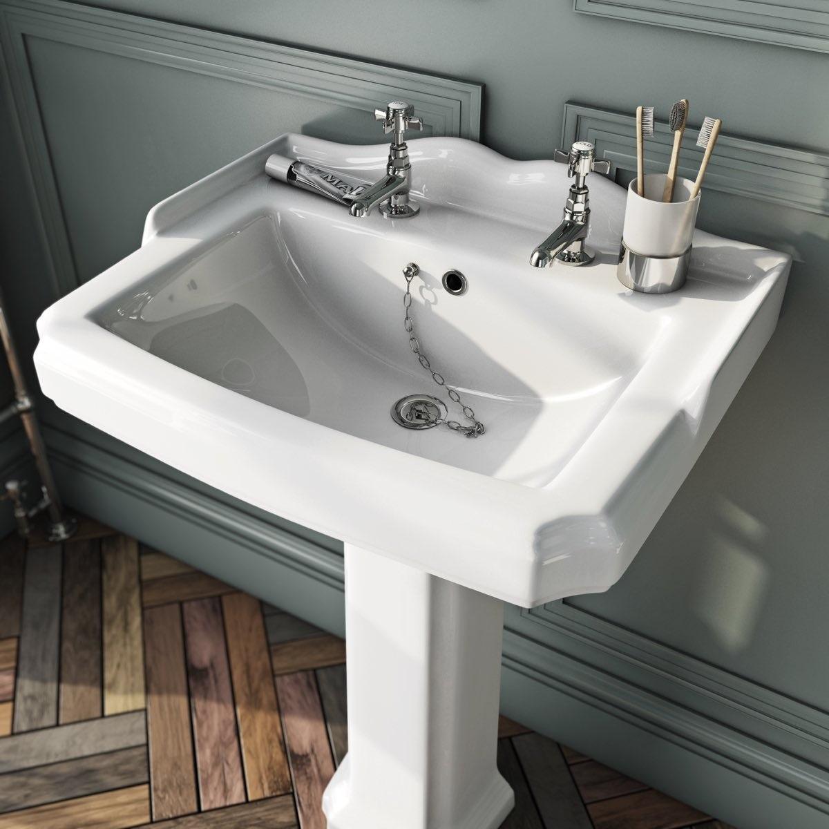 Traditional basins