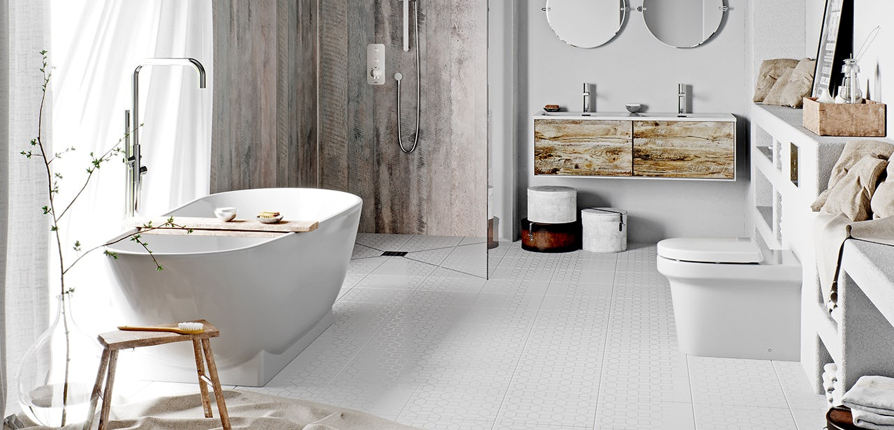 Bathroom suite ranges