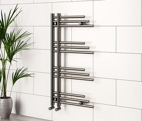 30% off heated towel rails