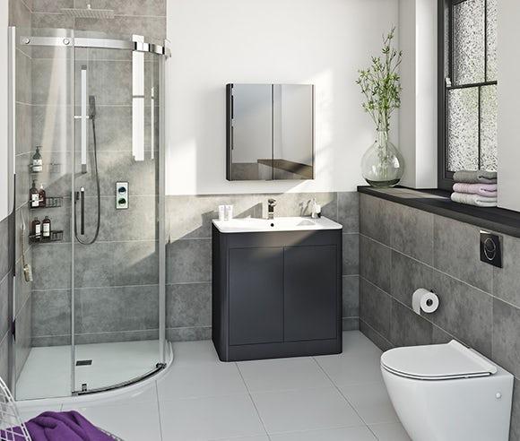 Up to 30% off smart bathroom suites