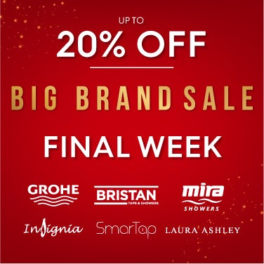 Up to 20% off Big Brand Sale
