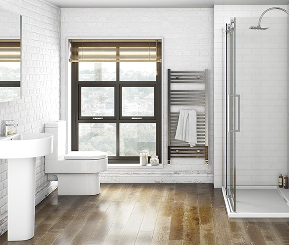 Dee bathroom suite range