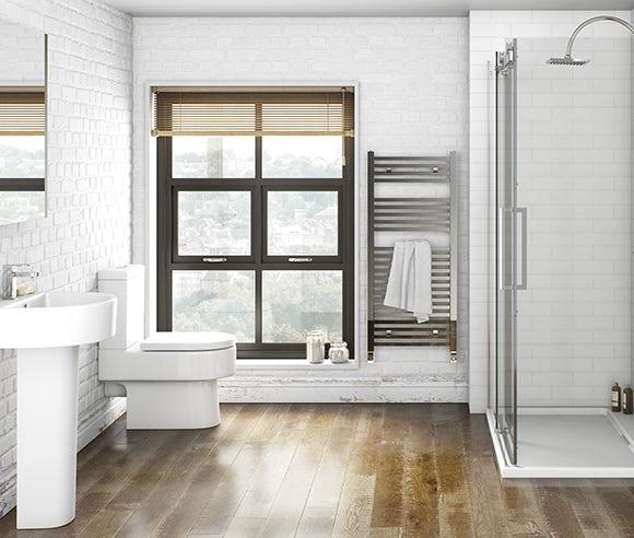 Dee bathroom suite range