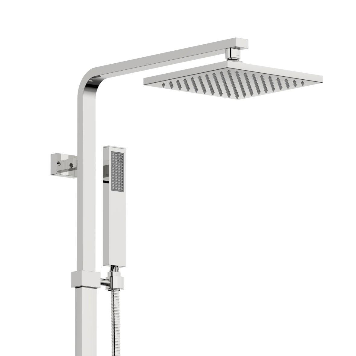 Contemporary showers