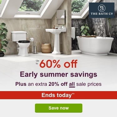 Up to 60% off Early Summer Savings PLUS an extra 20% off**