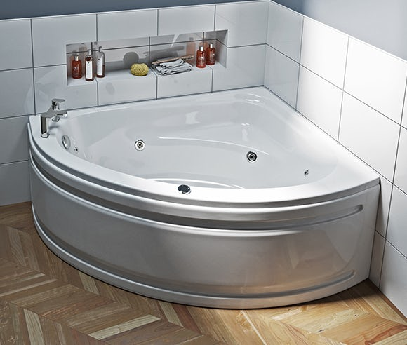 Whirlpool baths from £569
