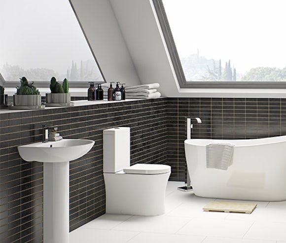 How Much To Fit A Bathroom Suite: View Our Range Of Complete Bathroom Suites