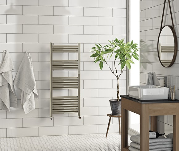 Up to 50% off Mode towel rails & radiators