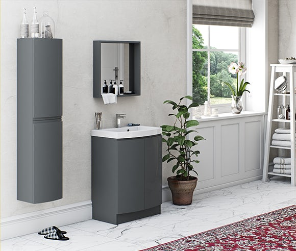 Harrison slate bathroom furniture
