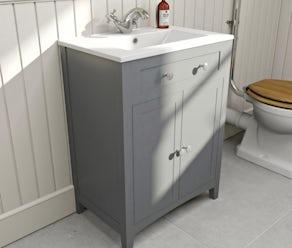 Floorstanding Vanity Units