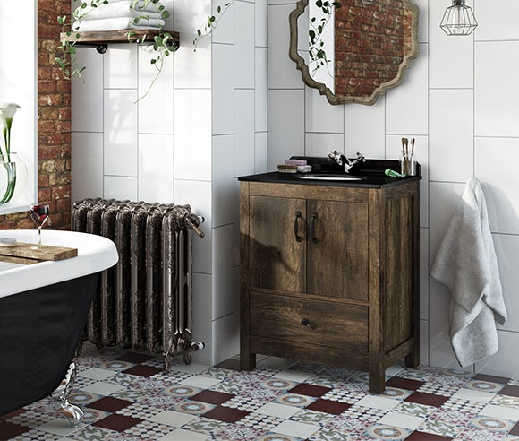 Dalston bathroom furniture
