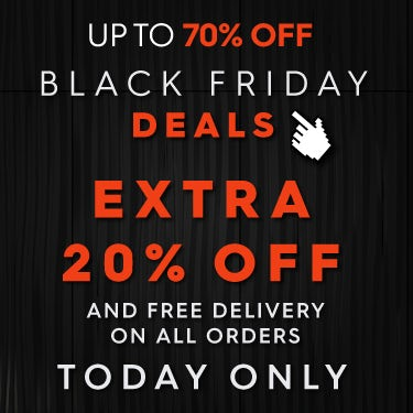 Up to 70% off Black Friday Deals plus an extra 20% off all sale prices